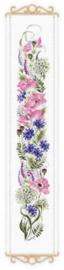 Borduurpakket Flower Assortiment - Riolis