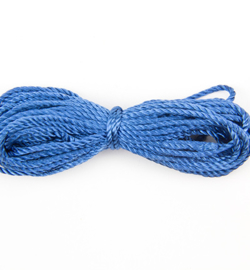 Twisted Cord Royal Blue