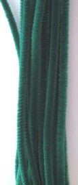 Chenille groen