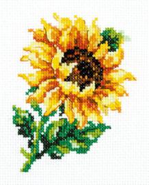 Borduurpakket Small Sunflower - Chudo Igla