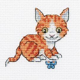 Borduurpakket Ginger Scamp - RTO