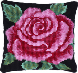Kussen Borduurpakket Classical Rose