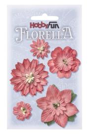 Papieren Bloemen Hortensia