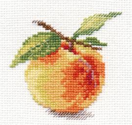 Borduurpakket Peach - Alisa