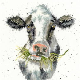 Borduurpakket Hannah Dale - Milk Maid - Bothy Threats