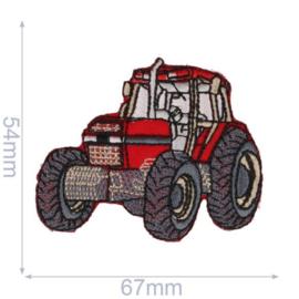 Applicatie Rode Traktor