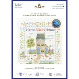 Dmc Borduurkit Home Sweet Home