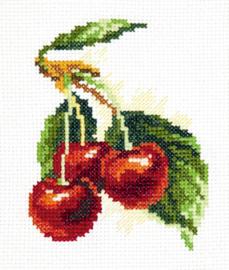Borduurpakket Cherry - Chudo Igla