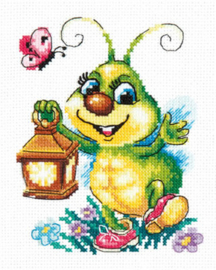 Borduurpakket Firefly - Chudo Igla