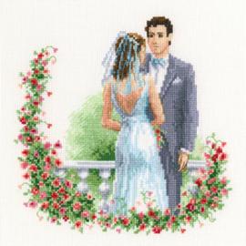 Borduurpakket Wedding - Rto