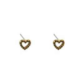 Mini Heart - goud