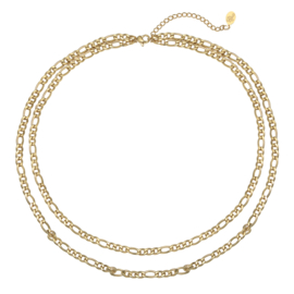 Ketting - Who that Girl - goud