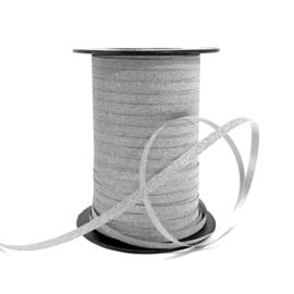 Glamour zilver - 4 meter