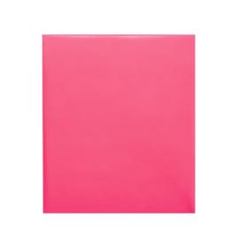 Verzendzak small roze - per stuk