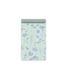 GROW - mint/blauw/salie