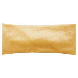 Haarband Velvet Launch - geel
