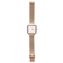 Horloge Quartz - goud