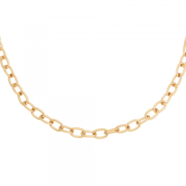 Chiseled Chain - goud