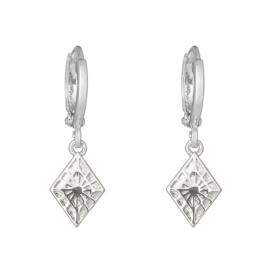 Lovely Diamond - zilver