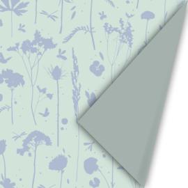 GROW mint/blauw