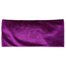 Haarband Velvet Launch - paars
