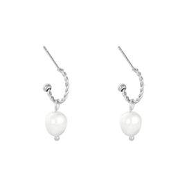 Pearl party - zilver