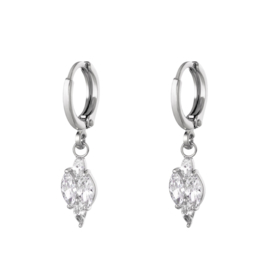 Shining Diamond - zilver