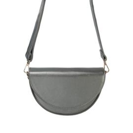 Tas Hidden Heart - grijz/zilver