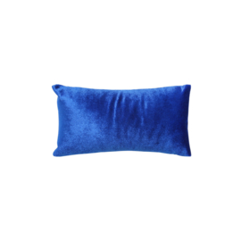 Display Armbanden Velvet Colors - blauw - PRE ORDER