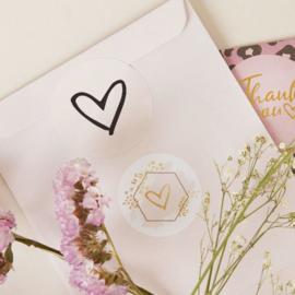 Stickers Heart - Rol