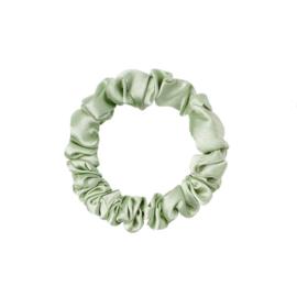 Scrunchie Lovely klein - groen