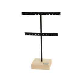 Display T Shaped Oorbellen - PRE ORDER