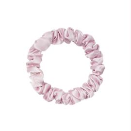 Scrunchie Lovely klein - roze
