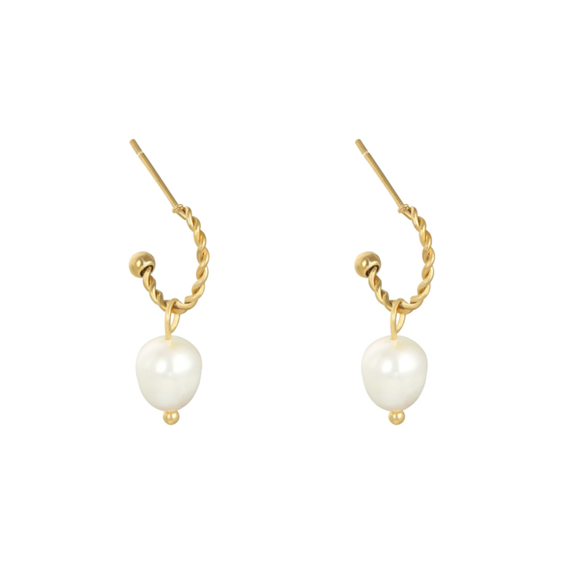 Pearl party - goud