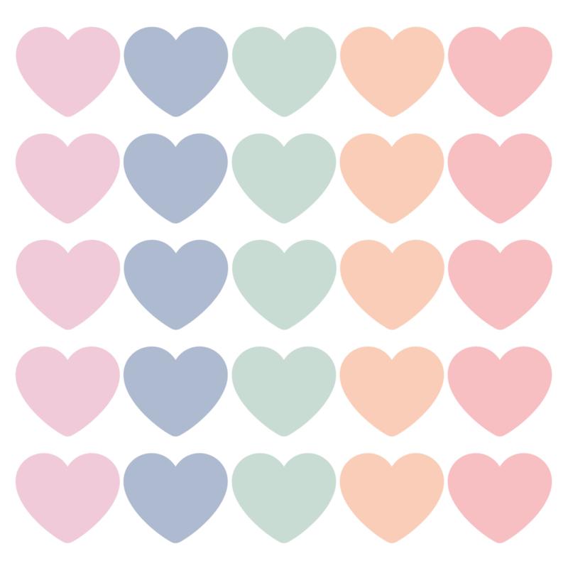 SOW & GROW Hearts - 10 stuks
