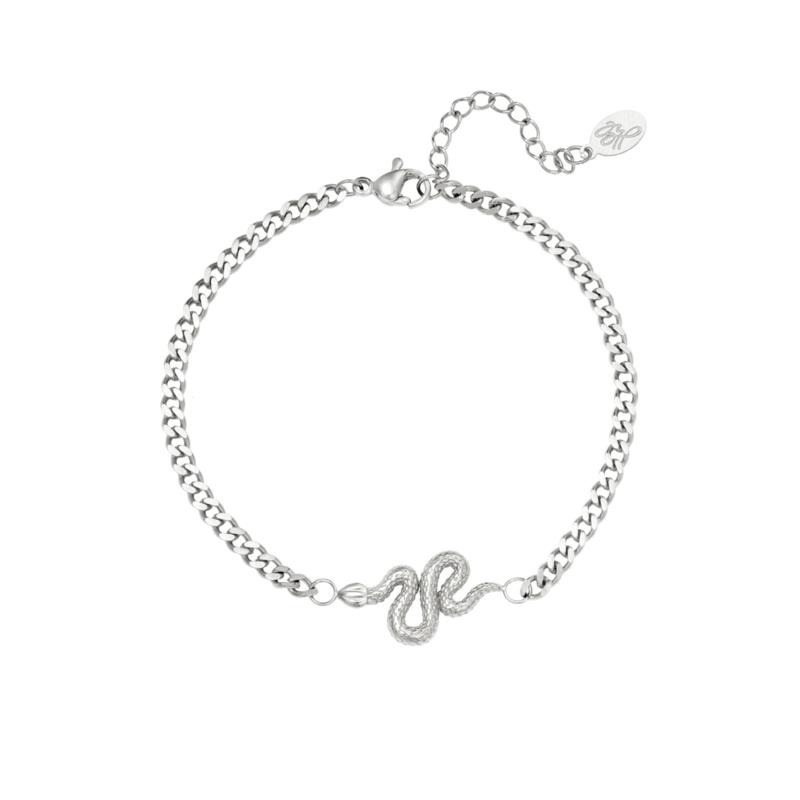 Shiny Serpent - zilver