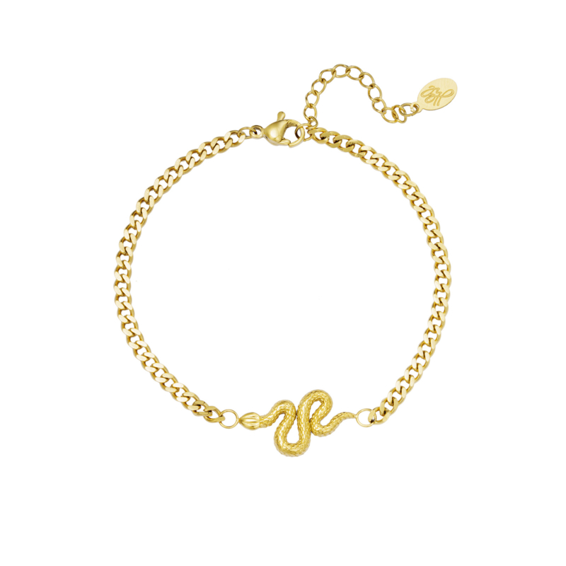 Shiny Serpent - goud