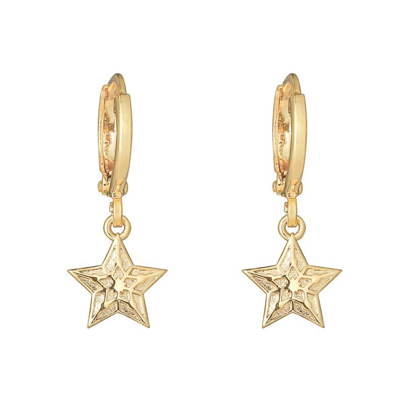 Sparkling Star - goud