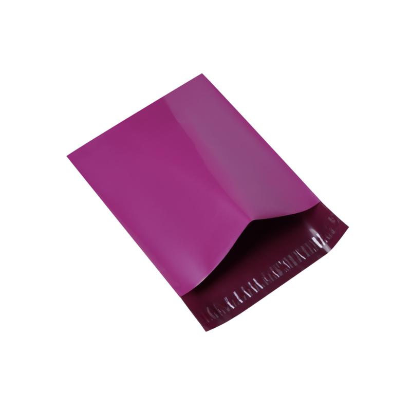 Verzendzak small paars- per stuk