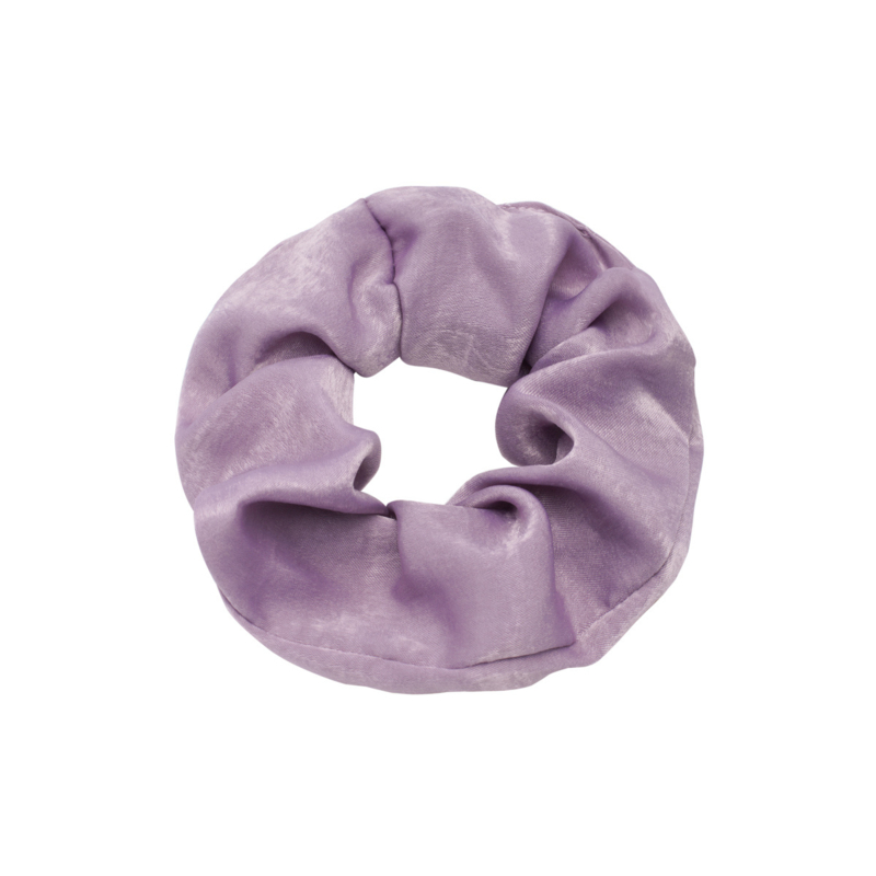 Scrunchie Soft As Satin - paars