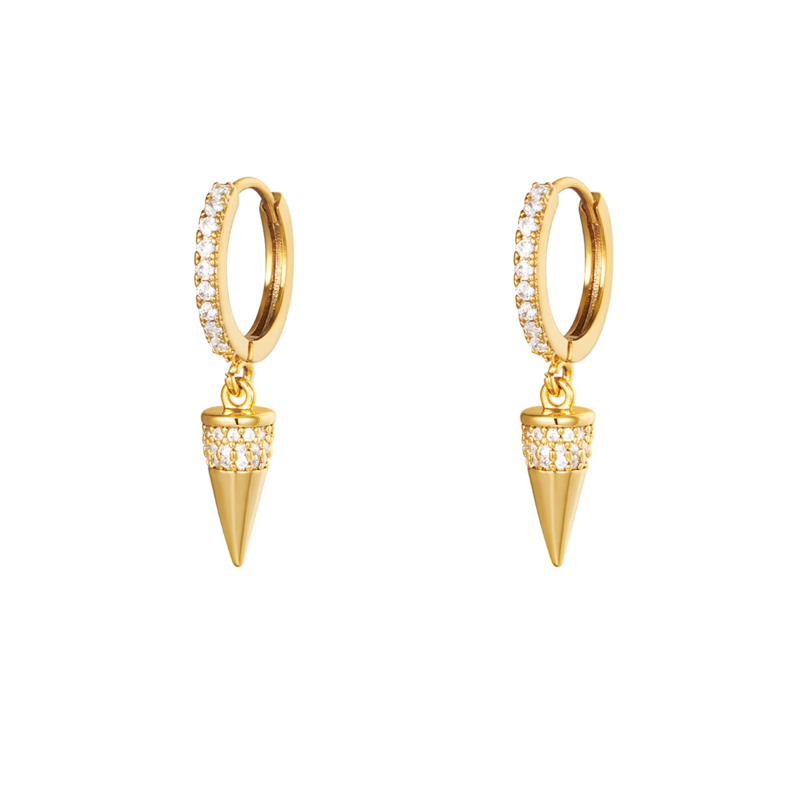 Diamond Cone - goud