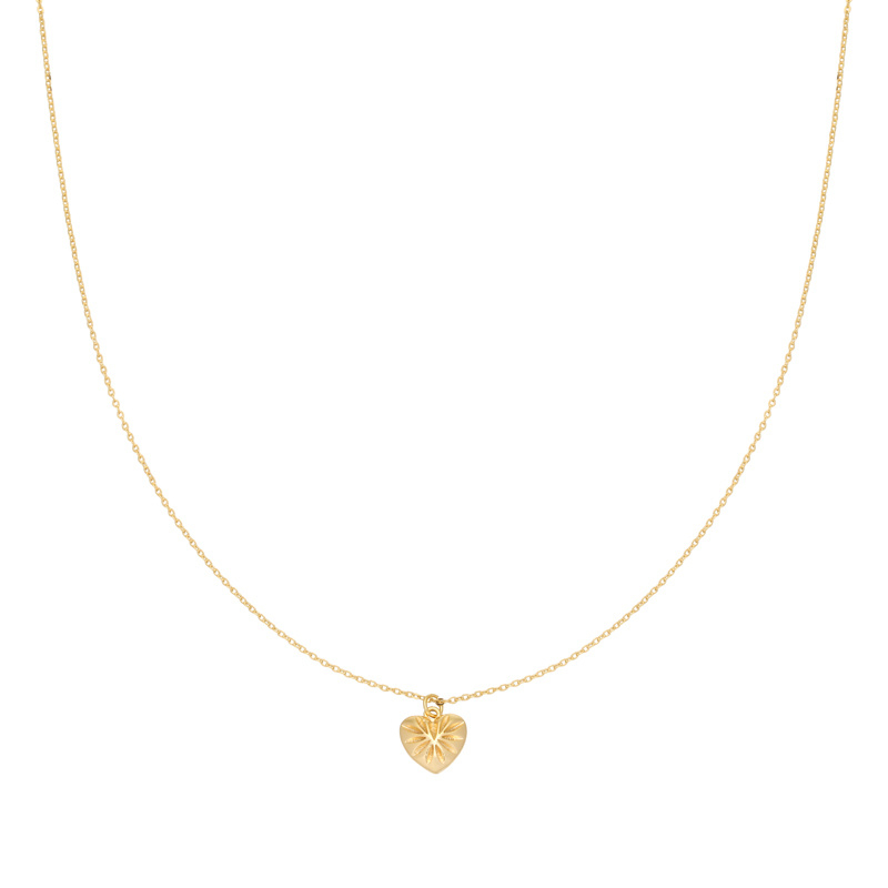 You Have My Heart - Big - goud