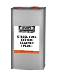 Wynn's Diesel Fuel System Cleaner +Plus+