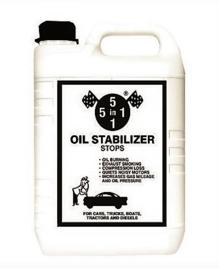 5in1 Olie Stabilisator