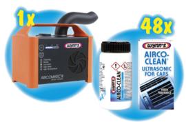 Wynn's Airco-Clean Set