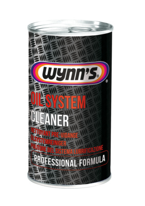 Wynn's Oil System Cleaner