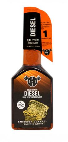5in1 Diesel Systeem Reiniger