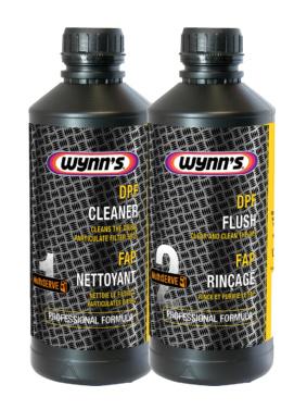 Wynn's Dpf Cleaner En Dpf Flush