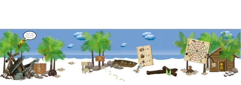 PRINT ZELF UIT! Ontsnap van het eiland