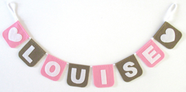 Naamslinger voor Louise, Hartje